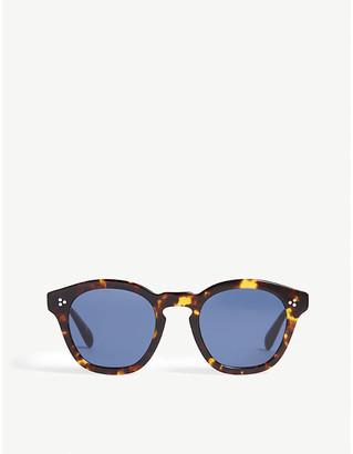 Oliver Peoples Square-frame sunglasses