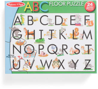 Abc 24 Piece Floor Puzzle