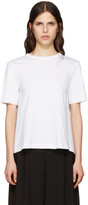 Marni White Tie Back T-Shirt