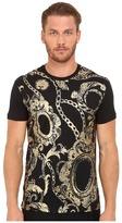Versace EB3GOA714 Men's T Shirt