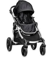 Baby Jogger City Select Single Stroller in Onyx/Silver