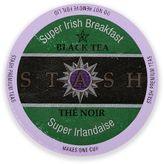 18-Count Super Irish Breakfast Tea for Single Serve Coffee Makers