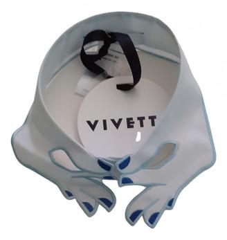 VIVETTA Turquoise Silk Scarves