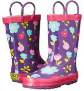 Western Chief Lovely Floral Rainboots Girls Shoes