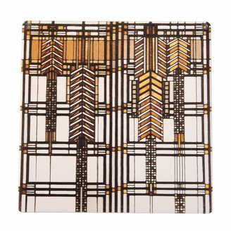 CoasterStone Frank Lloyd Wright Dana-Thomas House II Trivet One Size