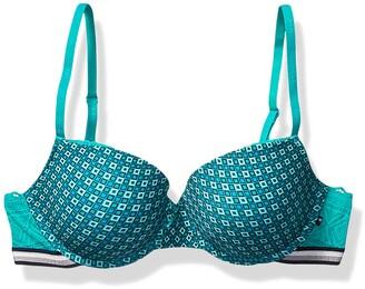 Tommy Hilfiger Women's Basic Comfort Push up Underwire Bra