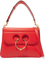 J.W.Anderson Pierce Medium Leather Shoulder Bag - Red