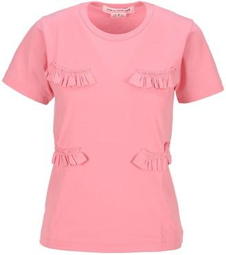 Comme des Garcons Frill Motif T-Shirt
