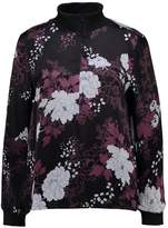 Just Female Blouse deep forest aop
