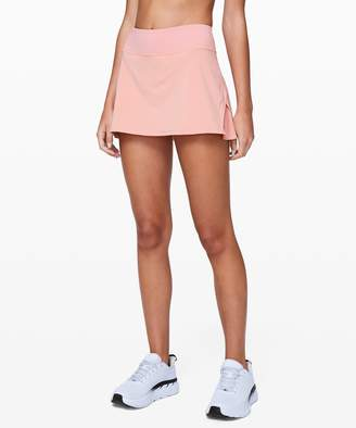 Lululemon Play Off The Pleats Skirt
