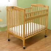 L.A. Baby Safety Gate Pocket Portable Crib by