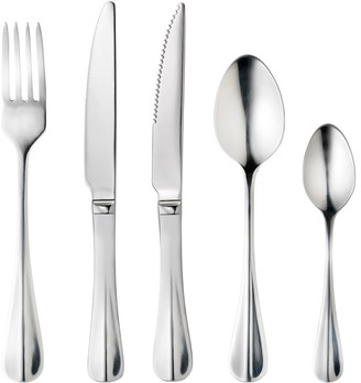 Baccarat Royce 40 Piece Stainless Steel Cutlery Set