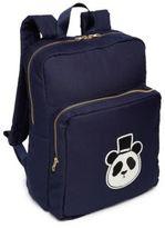Mini Rodini Kid's Panda Graphic Backpack