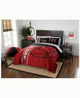 Northwest Company Chicago Bulls 7-Piece Full Bed Set