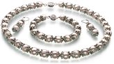 PearlsOnly 8-9mm A Quality Freshwater Cultured Pearl Set