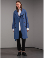 Burberry Tropical Gabardine Cotton Trench Coat