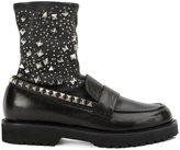 A.F.Vandevorst studded ankle boots