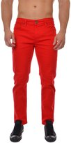 WIZ Mens Jeans Skinny Fit Twil Pants 20 Colors W34-L30