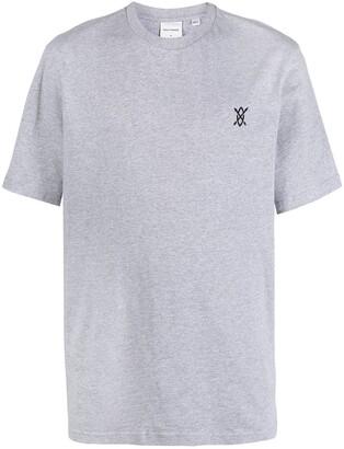 Daily Paper embroidered logo T-shirt