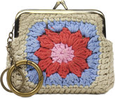 Patricia Nash Knit Squares Belice Coin Purse