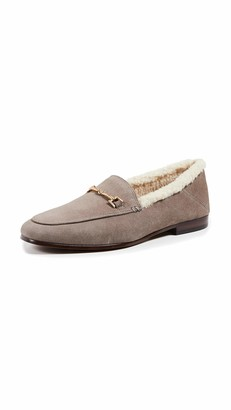 Sam Edelman Women's Loraine Loafer Flint Grey/Natural 6.5 M US