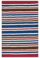 Safavieh Kids® Stripe Print 3-Foot x 5-Foot Accent Rug in Ivory