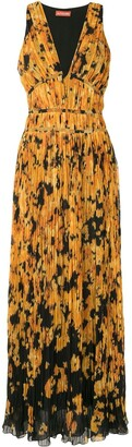 Altuzarra Layla abstract-print dress