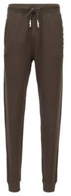 HUGO BOSS Logo loungewear trousers in lightweight French terry