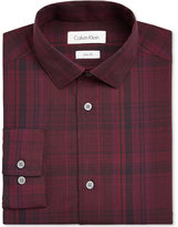 Calvin Klein Plaid Shirt, Big Boys (8-20)