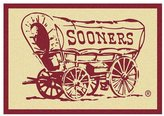 Milliken 4000019100 Oklahoma College Team Spirit Area Rug