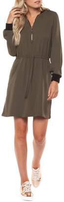 Dex Half-Zip Dress