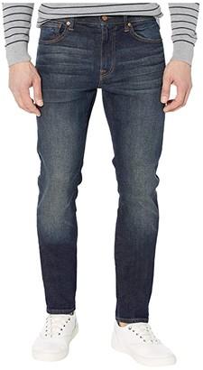 J.Crew 484 Slim-Fit Jean in Stretch Dark Worn-In Japanese Denim (Dark Worn-in Wash) Men's Jeans
