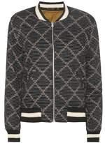 Etoile Isabel Marant Isabel Marant, Étoile Dabney cotton bomber jacket