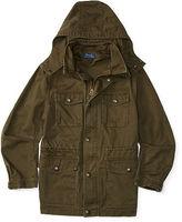 Ralph Lauren Cotton Twill Utility Jacket