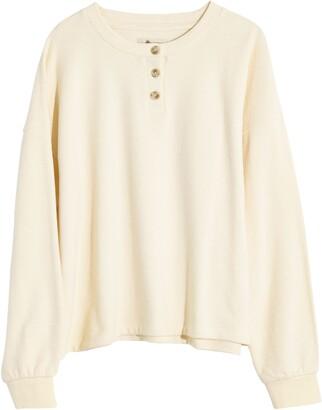 Madewell Roster Henley T-Shirt