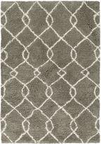 Nourison Norfolk Shag Rectangular Rug