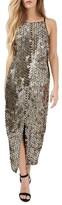 Topshop Women's Disc Sequin Dress