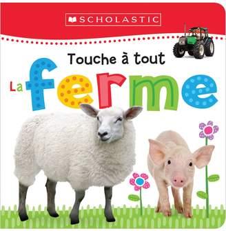 Scholastic Apprendre avec Touche a tout : La ferme Book (French Version)