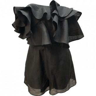 Keepsake Black Jumpsuit for Women