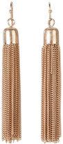 pannee Metal Fringe Earrings