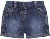 Jo-Jo JoJo Maman Bebe Denim Shorts (Toddler/Kid)-Indigo-4-5 Years