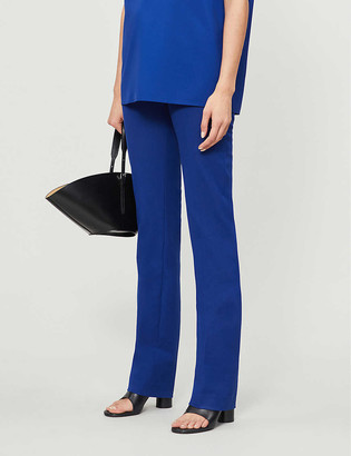 Joseph Cole stretch-gabardine trousers