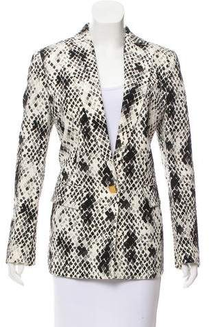 Ungaro Wool & Silk-Blend Blazer w/ Tags