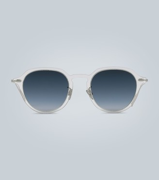 Christian Dior Disappear1 round sunglasses