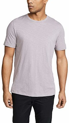 Theory Men's Essential Cosmos Slub Cotton Tee
