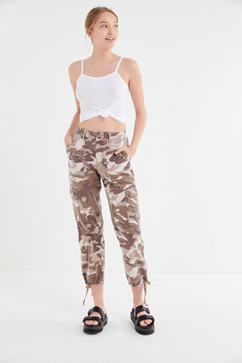 Urban Outfitters Authentic Camo Cargo Pant