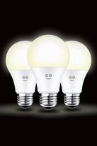 Merkury Innovations Lux 800 Smart Wi-Fi LED Bulb - Pack of 3