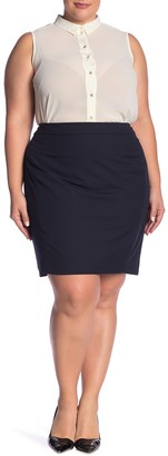 Halogen Ela Suit Skirt (Plus Size)