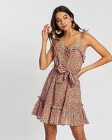 Tigerlily Alamea Short Dress