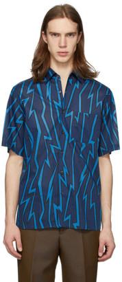 Cobra S.C. Blue Angelo Bolt Shirt
